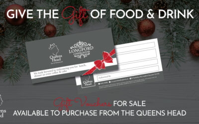 Give The Gift Of Food This Christmas …