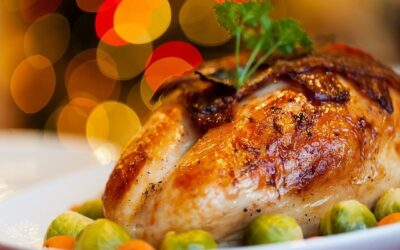 Christmas Dinners Delivered To Your Workplace …